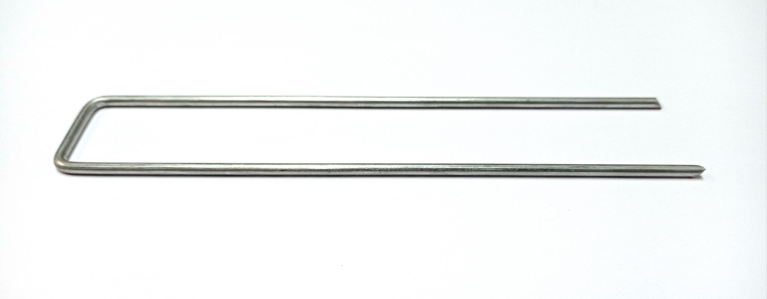 grapa malla antihierbas galvanizada